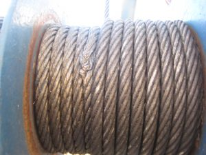 travel lift wire rope