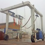 2005 80-ton Travel Lift For Sale